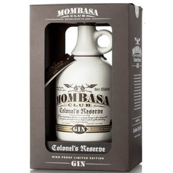 Mombasa Club Gin Colonels Reserve