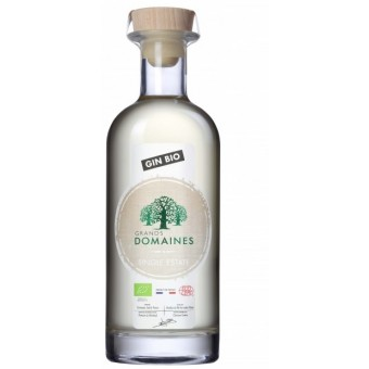 Domaines Francis Abécassis - Grands Domaines Organic Gin